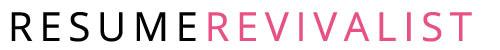 Resume Revivalist